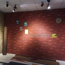 Hot Selling Brick wall panels decorative interior