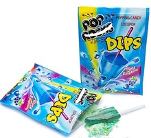 <span class=keywords><strong>Pop</strong></span> rock popping candy mit löffel 8g lutscher mit 4g popping candy