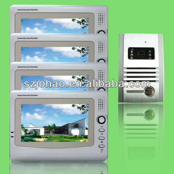 nsk video doorphone supplier in china