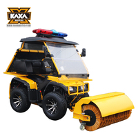 Chinese Factory Hot Sale 4 Wheeler ATV 4x4 250cc Snow ATV