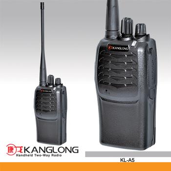 giveout waterproof handheld walkie talkie test kl a5. Black Bedroom Furniture Sets. Home Design Ideas