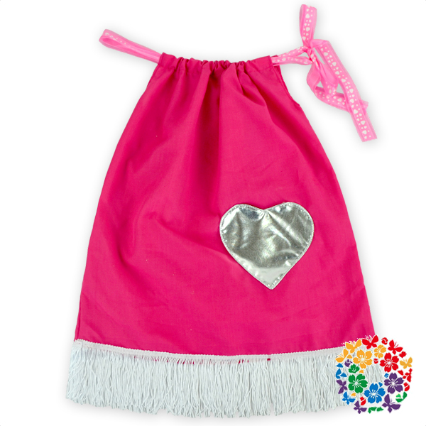 red girls valentine pillowcase dress with sliver heart pocket baby cotton frocks designs dress latest dress - Valentine Dresses For Girls