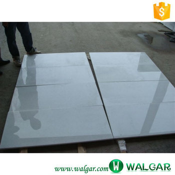Chinese Thassos White Marble Floor Tile Pure Crystal 30x30