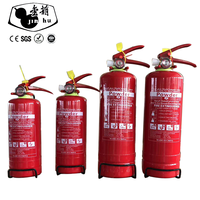 Factory wholesale 4kg Abc Dry Chemical Powder Fire Extinguisher CE Standard