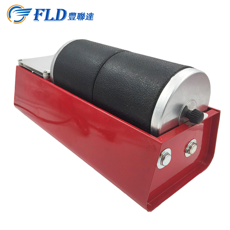 Dual Drum Rotary Rock Stone Metal Glass Tumbler Polisher