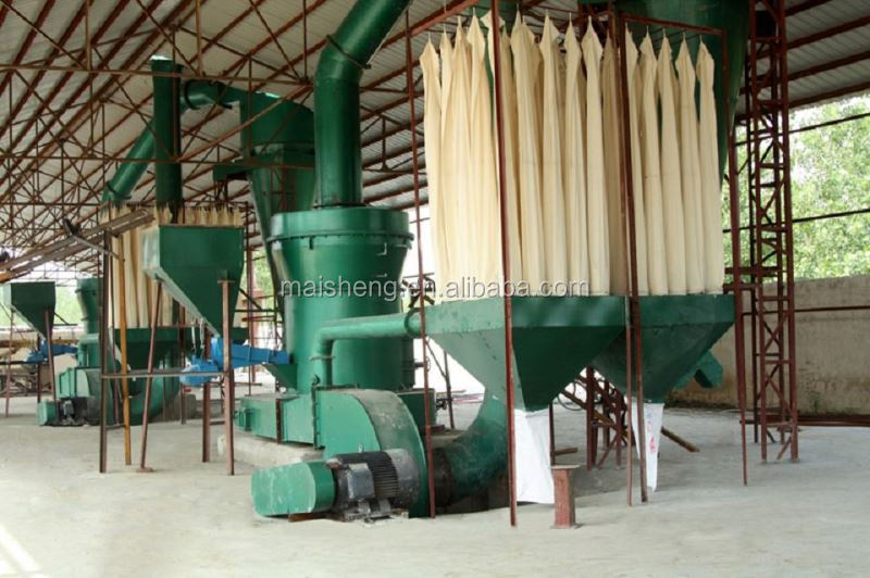 Energy Saving high pressure suspension raymond mill machine