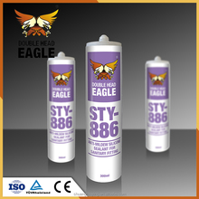 Single Component Mildew Resistant Bathroom Tile Silicone Sealant