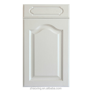 Cheap white gloss pvc mdf kitchen cabinet doors buy for White gloss kitchen units cheap