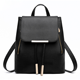 Eleven Color New Fashion Girls Leather Backpack Bags