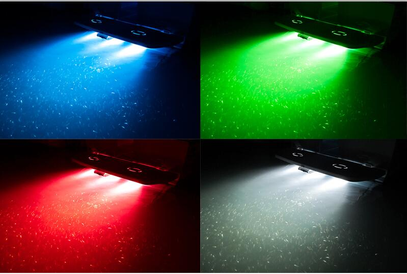 RGB Wholesale Outdoor 60w Led Lights Underwater Fountain Swimming Pool Light Wireless