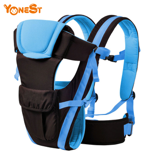 2018 NEW Cotton Baby Wrap Carrier For Newborn Baby Hot Fashion Ergonomic Baby Carrier