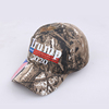 New Donald Trump 2020 Cap Camouflage USA Flag Baseball Caps Keep America Great Snapback Hat Embroidery Star Letter Camo Army Cap
