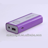 Wholesale price 5000mAh external power pack for mobile phone