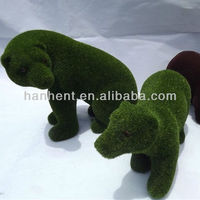 Artificial Grass Garden Decorative Rabbit Animals