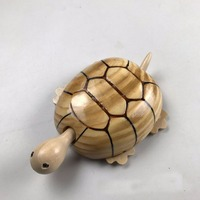 hot new fashion tortoise sculptures wooden animal toys