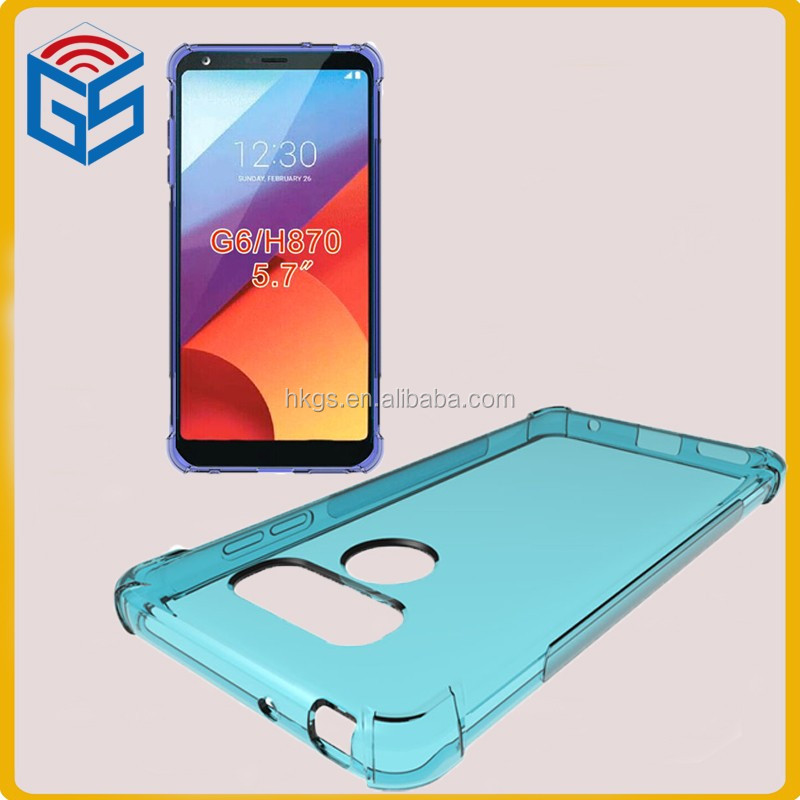 S line soft tpu gel skin case for lg g6 h870 mobile phone case cover
