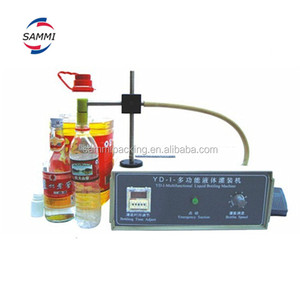 220V High quality perfume/oil/juice pump filling machine for sale