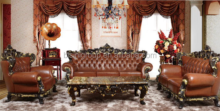 Swell Luxury Copper Carving Leathre Sofa Set For Villa Buy Luxury French Sofa Set Carving Copper Sofa Set Genuine Leather Sofa Set Product On Alibaba Com Machost Co Dining Chair Design Ideas Machostcouk