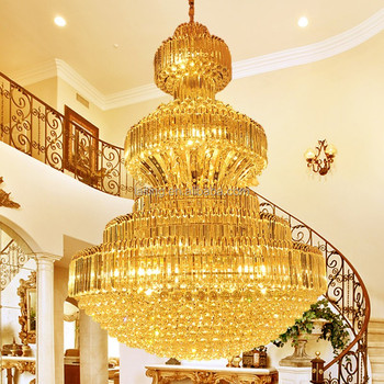 2018 new design hotel lobby big chandelier lighting chandeliers 2018 new design hotel lobby big chandelier lighting chandeliers pendant lights aloadofball Image collections