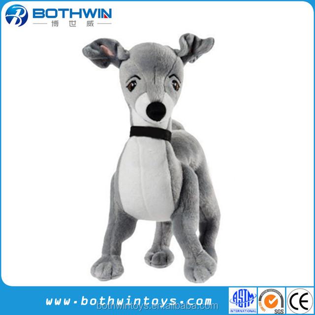 Greyhound Shipping Quote >> Custom Grey Italian Greyhound Stuffed Soft Dog Plush Toy Buy Italian Greyhound Plush Toy Italian Greyhound Stuffed Toy Italian Greyhound Soft Toy