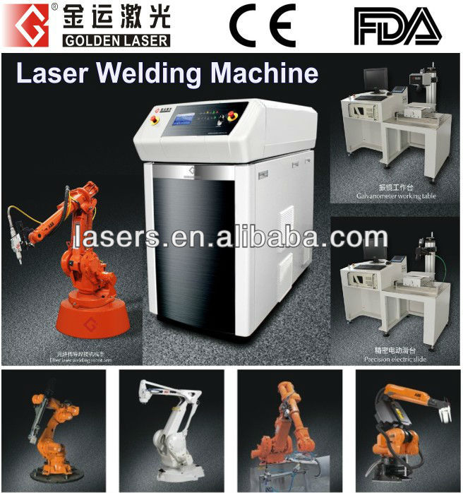 3D Welding Machine/Laser Welding for Metal