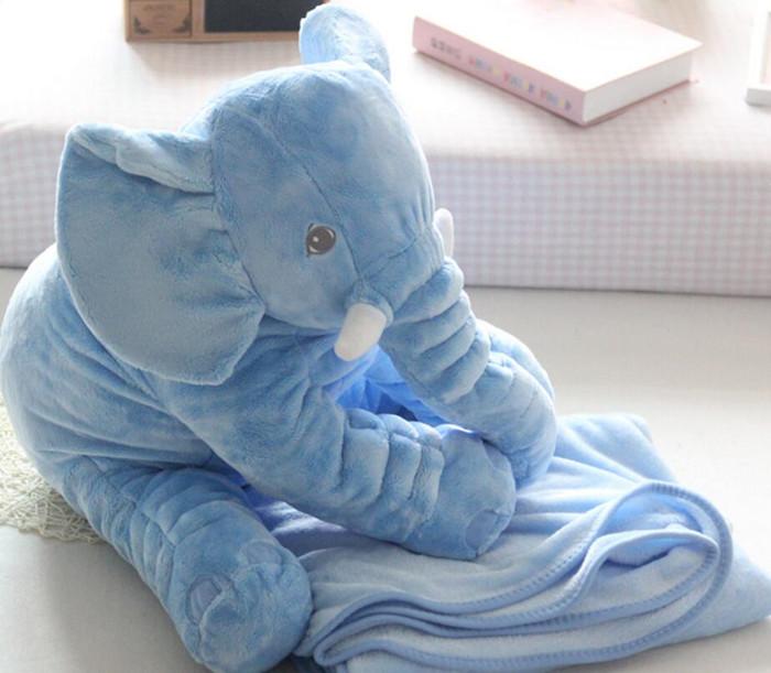 Stopften Pl 252 Sch Elefant Kissen Decke Kissen Elefanten Mit