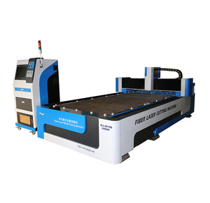 Jinan Ruijie RJ- 3015B fiber laser cutting machine with a good performance and low costs