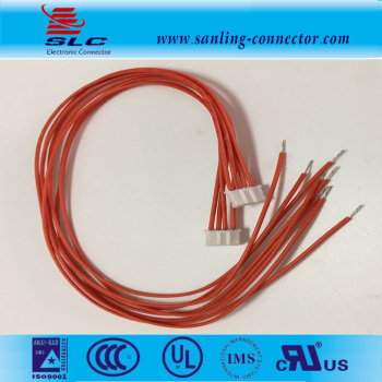 red ul1007 26awg pvc jacket jst ph2 0 4p housing wiring harness plug rh alibaba com