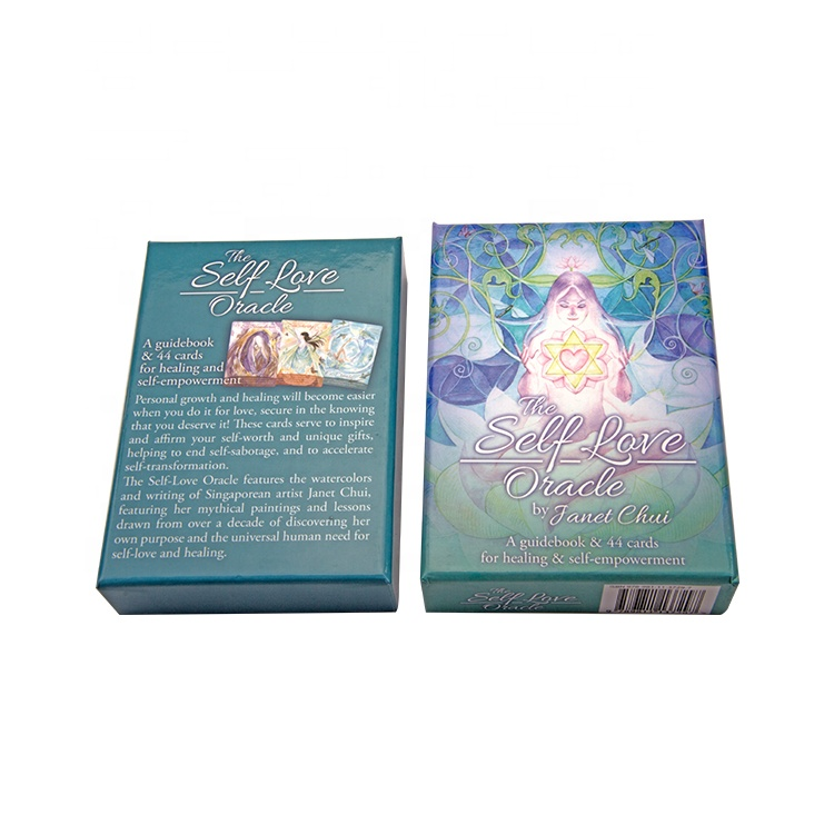 Custom Design Print Tarot Card Size Printing Tarot Cards Cheap