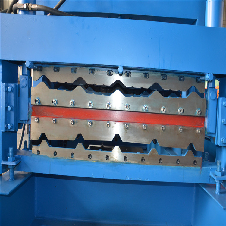 double layer stamping machine equipment Trapezoidal Roofing Sheet Roll Forming Machine