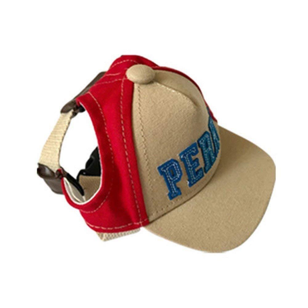 Get Quotations · JMAF New sun protection pet hat 97a8b6297570