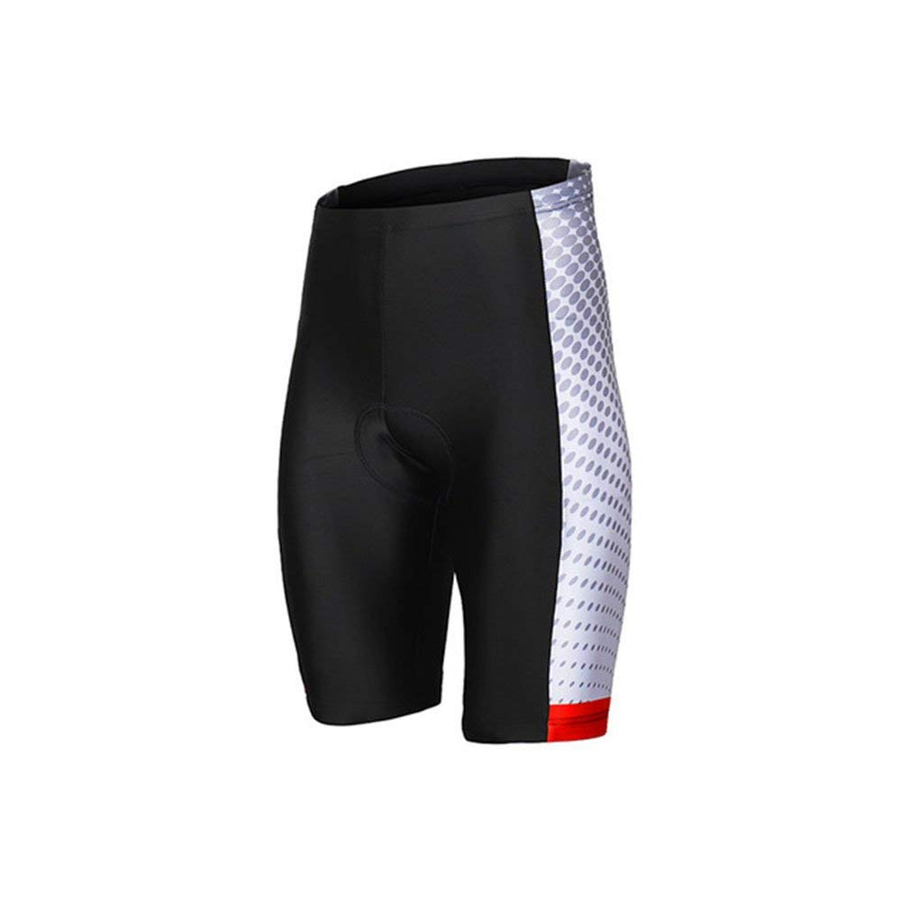 CTRICKER Mens Padded Compression Cycling Shorts Mountain Bike Bicycle Shorts MTB Road Shorts