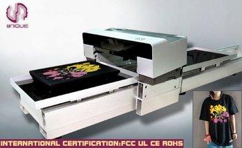 03f0e5edc A2 size tshirt printing machine/garment textile printer/direct to clothing  printer