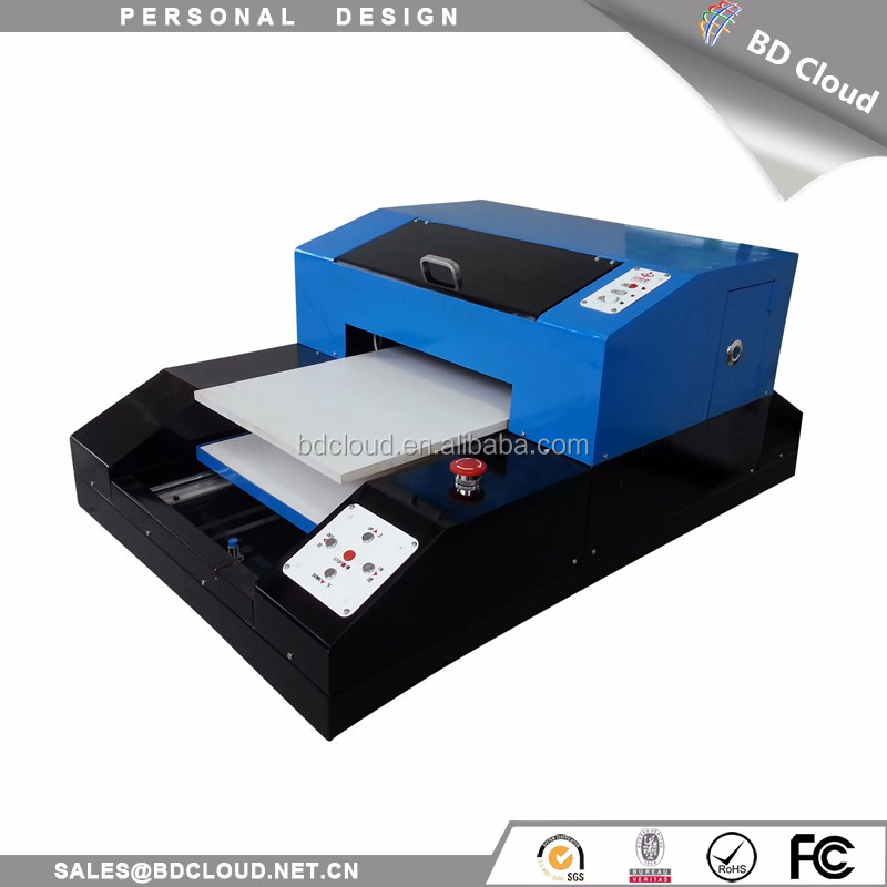 cost effective uv led flatbed multifunction picture printing machine