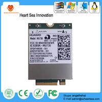 Latest technology huawei mu736 3G HSPA+ M.2 mini pcie GPS Module