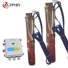 3SSW3-22-48-300 solar pump system for the farm solar pumps submersible centrifical solar pumping water machine irrigation