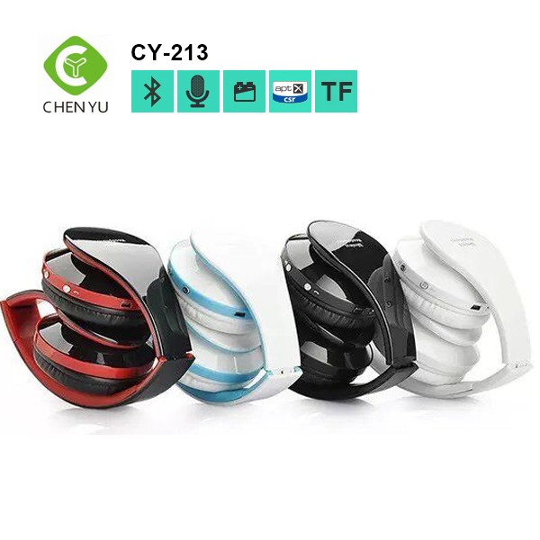 Popular stereo hi-fi sound high quality no brand headphones oem for promotion