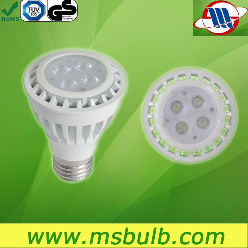 dimmable par lights e14 base led lamp plant in china china factory supply dimmer led par20 e14 7w dimmer lights e14 par leds