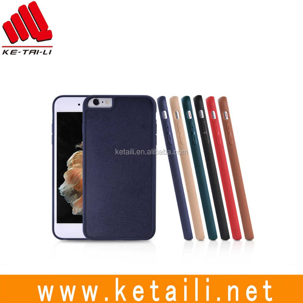 Good quality blank groove sublimation plastic TPU mobile phone cellphone case cover for iPhone 5 5s 6 6s 7 plus
