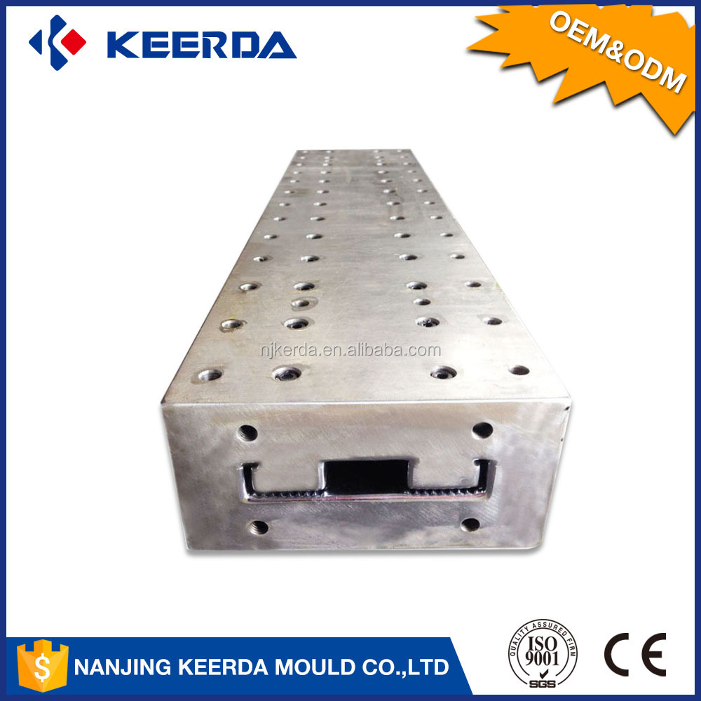 aluminium product cold extrusion die mould tool