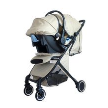 Top quality popular easy folding baby stroller light weight