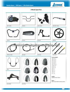 Hero Honda Splendor Spare Parts Price List Pdf - Bike's ...