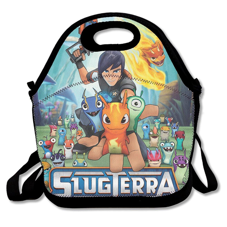 buy slugterra return of the elementals travel tote lunch bag in