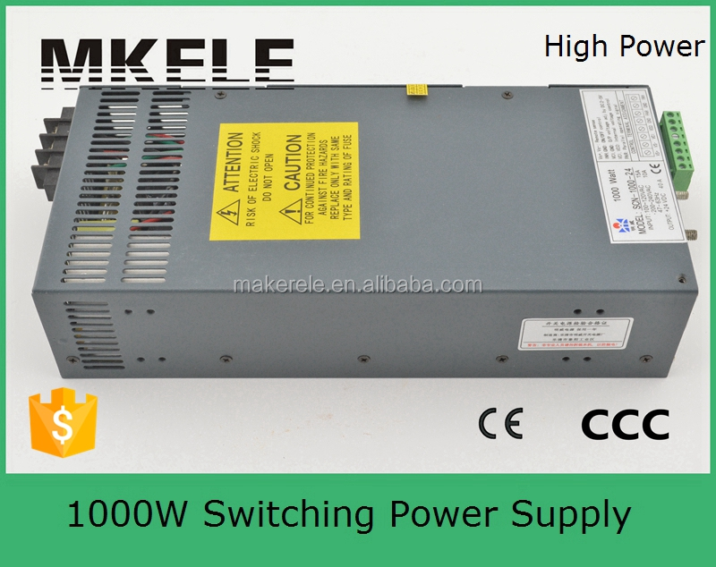 SCN-1000-27 switching power supply 35.5a 1000w 27v regulator led switching power supply ac/dc transform power supply