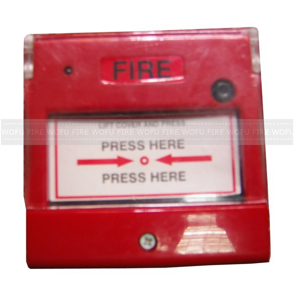 Manual Fire Alarm Push Button
