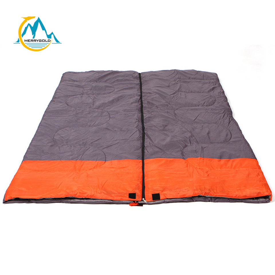 High quality 3 season easy carry padded sleeping bag