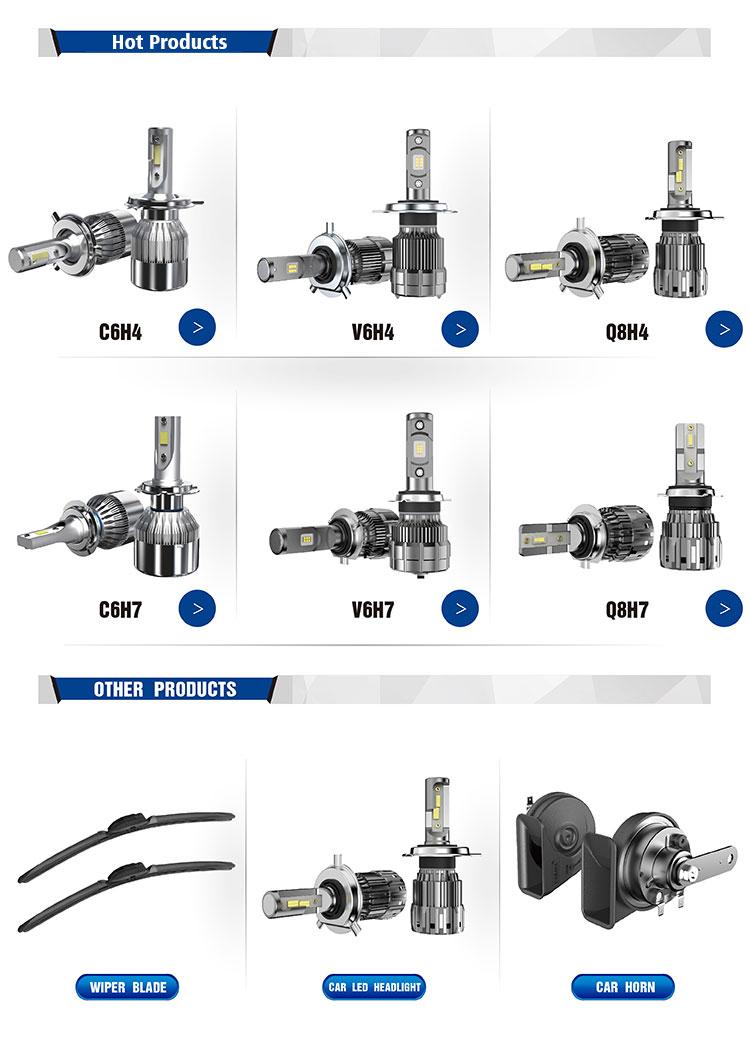 أدنى موك سعر المصنع V6 عالية السطوع السيارات جزء الصانع الصمام العلوي 360