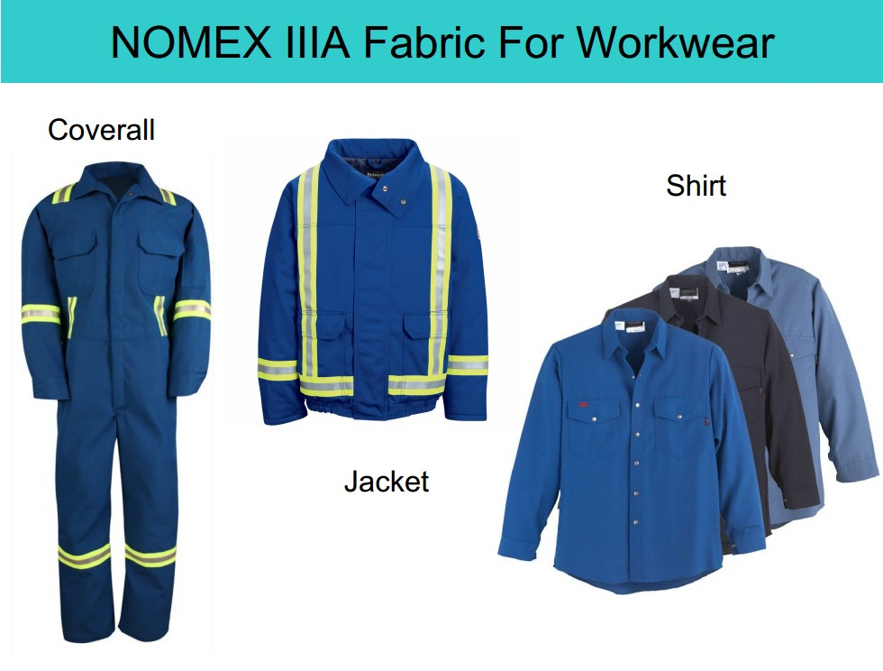 Aramid Fire Resistant Cloth for Making Fireman Suit