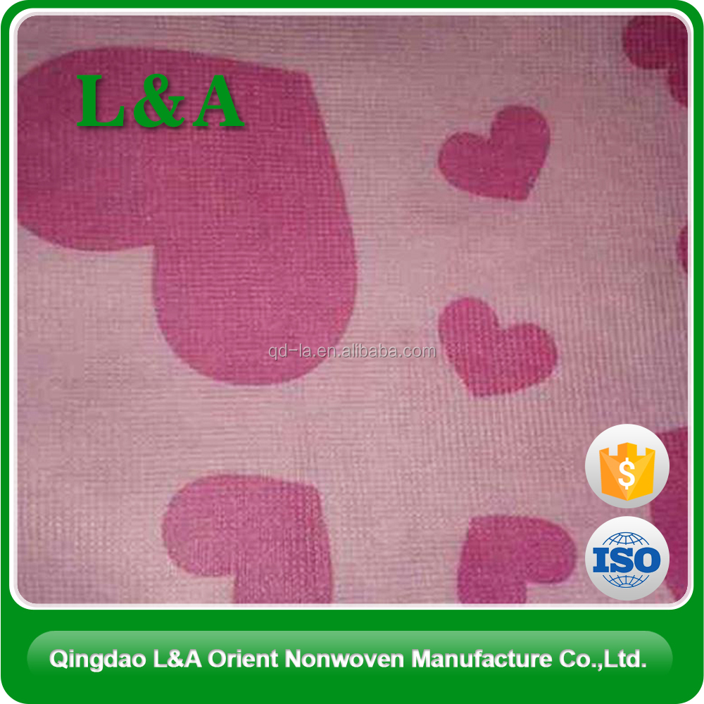Colorful Stitch Bond Fabric In High Quality High Density