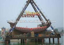 2012 super cool and crazy playgroud equipment pirate ship